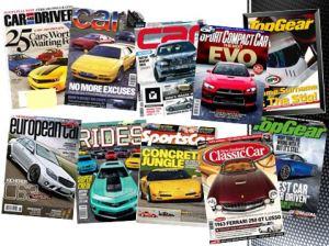 Car mags